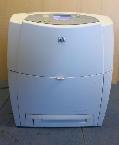 HP Colour LaserJet 4650n Q3669A Colour Workgroup Laser Network Printer